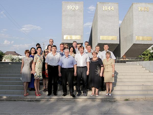Миронов в Красноперекопске 5 августа 2014 г.