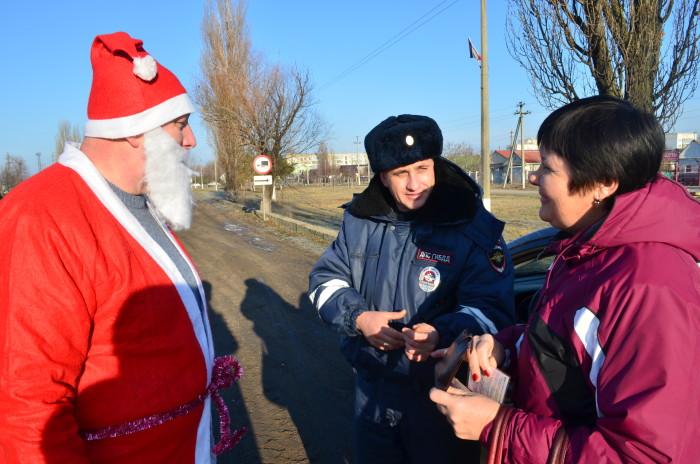 Дед Мороз МВД